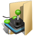 package, arcade, games icon