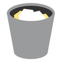trash, appicns, full icon
