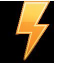 48, thunder icon
