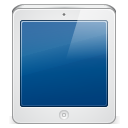 festival, apple, white, ipad icon