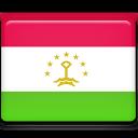 flag, tajikistan, country icon