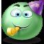 Emot, Party icon