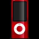 iPod nano red icon