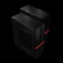 Hosting, Network, Offline icon