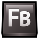 flash, builder, adobe icon