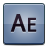 creative, suite, after, effects icon