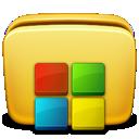 programs, folder icon