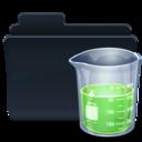 Experiments Folder Badaged icon