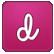 dribbble, alt icon