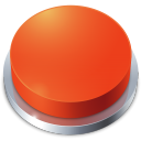 Perspective Button Stop icon