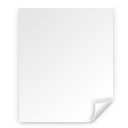 Generic Document icon