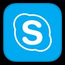 MetroUI Apps Skype Alt icon