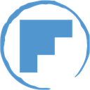 flipboard, social, stamp icon