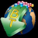 app, bittorrent, bt icon