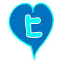 Heart, Tweete icon