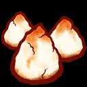 Coco, De, Noix, Rochers icon