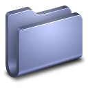 Generic Blue Folder icon