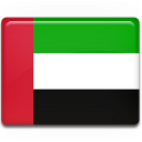 emirate, united, flag, country, arab icon