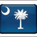 south,carolina,flag icon