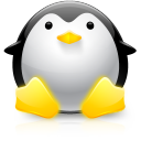 tux, penguin, animal, organizer icon