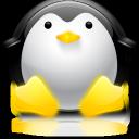 tux, penguin, animal, organizer icon