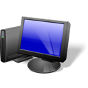 computer, my computer, stop, cancel, no, wallpaper, close icon