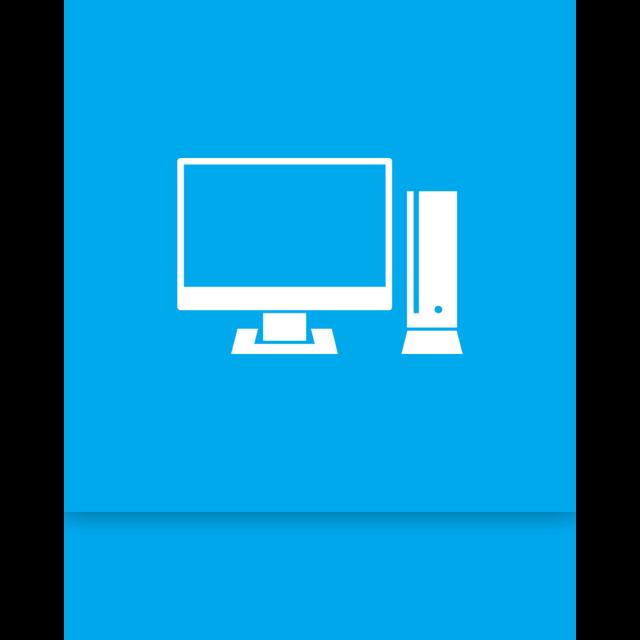 mirror, computer icon