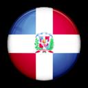 flag,dominican,republic icon