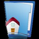 folder,home,alt icon