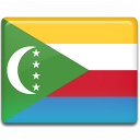 flag, country, comoros icon