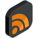 rss, social, media, internet, online, network icon