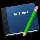 Alt, Book, Note icon