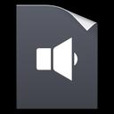 audio, music, google, docs icon