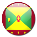 flag, grenada, country icon