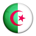 flag,algeria,country icon