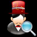 Magician, Zoom icon