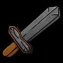 Stone, Sword icon