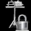 lock,mydocument,locked icon
