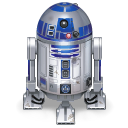 droid, star wars, robot, r2d2 icon