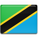 country, tanzania, flag icon