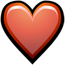 love, heart, valentine icon
