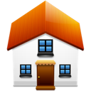 home, house icon