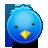 twitter, bird icon