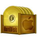 hard drive, osx, hard disk, hdd icon