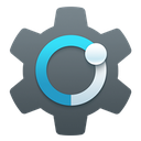settings, cogwheel icon