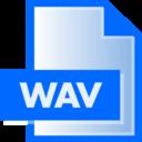 wav,file,extension icon