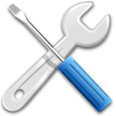 settings, tools, preferences icon