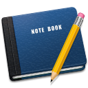 Note Book icon