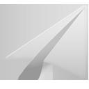 plane, paper icon