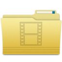 Folders Videos Folder icon